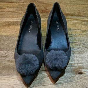 Via Spiga Shoes EUR 39, USA 9M Gray color